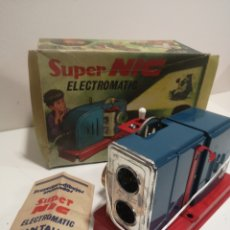 Brinquedos Antigos: SUPER NIC ELECTROMATIC WALT DYSNEY. Lote 258040905