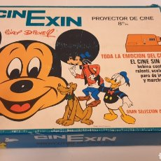 Giocattoli Antichi: CINEXIN PROYECTOR DE CINE 8 MM. Lote 261043705