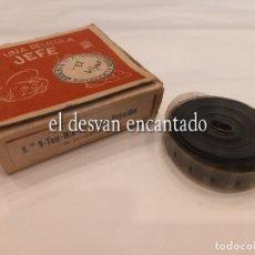 Brinquedos Antigos: TOM MIX EN LAS PIRAMIDES. PELÍCULA 9,5 MM PARA EL PROYECTOR JEFE. Lote 264536444