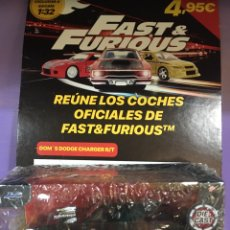 Juguetes Antiguos: DOM´S DODGE CHARGER R/T FAST AND FURIOUS 1. Lote 269327333