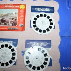 Juguetes Antiguos: PELICULA VIEW-MASTER BRUSSELS. Lote 270973173