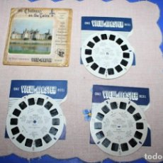 Juguetes Antiguos: PELICULA VIEW-MASTER DENMARK. Lote 270973963