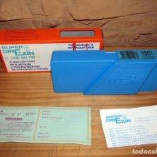 Brinquedos Antigos: CINE EXIN. PELICULA 0993. LOS PITUFOS Y LA VARITA MAGICA. CAJA ORIGINAL Y DOCUMENTACION. NUEVA. Lote 275225298