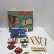 Giocattoli Antichi: ANTIGUO MINICINEX Y PELICULAS. Lote 275658588