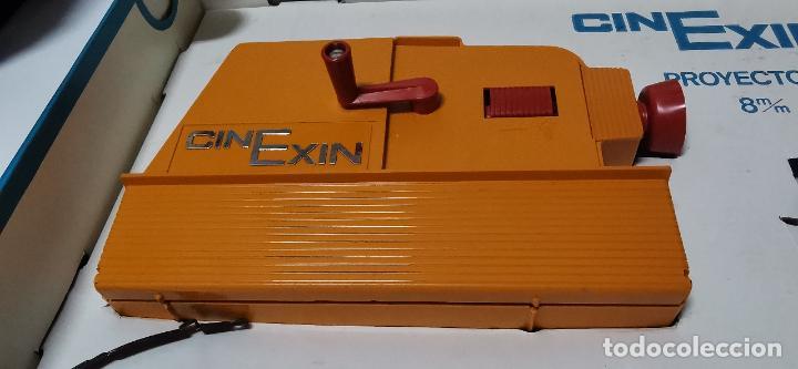 Juguetes Antiguos: CINE EXIN - PROYECTOR DE CINE 8 MM WALT DISNEY FALTA EL PIE - Foto 13 - 277569228