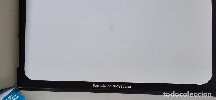 Juguetes Antiguos: CINE EXIN - PROYECTOR DE CINE 8 MM WALT DISNEY FALTA EL PIE - Foto 14 - 277569228