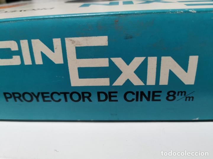 Juguetes Antiguos: CINE EXIN - PROYECTOR DE CINE 8 MM WALT DISNEY FALTA EL PIE - Foto 15 - 277569228