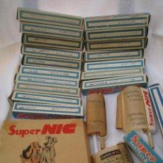 Juguetes Antiguos: LOTE DE 25 PELICULAS CINE SUPER NIC. Lote 286856978
