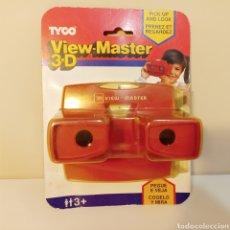 Juguetes Antiguos: VISOR VIEW-MASTER 3-D NUEVO 1987. Lote 287237223