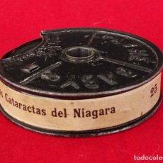 Juguetes Antiguos: PELÍCULA PATHE BABY- LAS CATARATAS DEL NIAGARA -. Lote 287560648