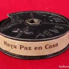 Juguetes Antiguos: PELÍCULA PATHE BABY- HAYA PAZ EN CASA -. Lote 287561178