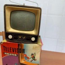 Giocattoli Antichi: TELEVISIÓN KOLSTER. Lote 294852558