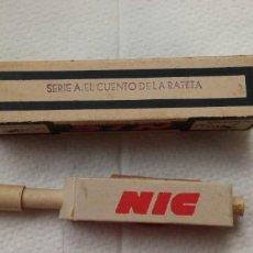Juguetes Antiguos: PELICULA NIC EL CUENTO DE LA RATITA SERIE A. Lote 296034513
