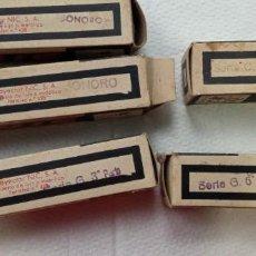 Juguetes Antiguos: PELICULA NIC BLANCANIEVES Y LOS 7 ENANITOS PARTES 1,2,3,5,6 SI NO ME EQUIVOCO FALTA LA 4º SERIE G. Lote 296036368