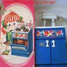 Juguetes antiguos Rico: BATIDORA DALILA DE RICO. Lote 23040583