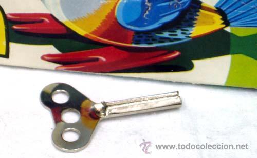 Juguetes antiguos Rico: Tucan de Rico pica pica con pipa años 60 Funciona - Foto 4 - 8033927