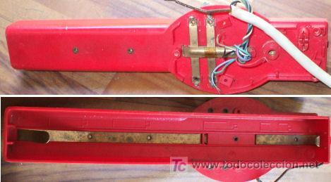 Juguetes antiguos Rico: COCHE FORMULA 1 DE RICO HOJALATA GRANDE CON PUBLICIDAD DE MARLBORO TELEDIRIGIDO - Foto 3 - 26656257