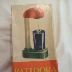 Juguetes antiguos Rico: BATIDORA DE RICO. Lote 26036318