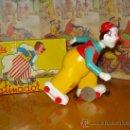 Juguetes antiguos Rico: PAYASO PATINADOR DE RICO (1910-1980) A ESTRENAR.. Lote 16578064