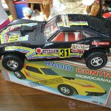 Juguetes antiguos Rico: COCHE DE RICO RADIO CONTROL. Lote 20623952