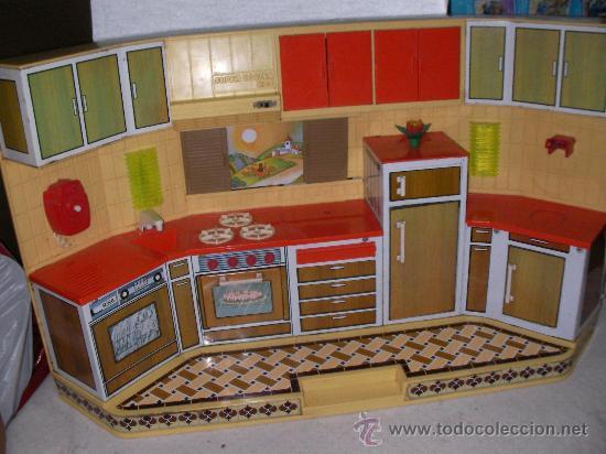 Antigua cocina de rico comprar juguetes antiguos marca for Cocina juguete segunda mano