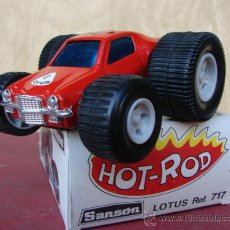 Juguetes antiguos Rico: LOTUS HOT ROD - MINI SANSON - RICO. Lote 48435240