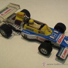 Brinquedos antigos Rico: FORMULA 1 DE RICO. Lote 25586770