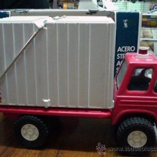 Juguetes antiguos Rico: CAMION CONTAINER RICO SERIE CADET METAL. Lote 24088706