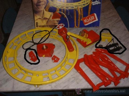 Juguetes antiguos Rico: LO QUE FALTA - Foto 11 - 27228465