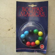 Juguetes antiguos Rico: BOLITAS MAGICAS DE RICO. Lote 27483068