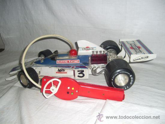 Juguetes antiguos Rico: Automóvil de carreras de la casa Rico. - Foto 2 - 26598339