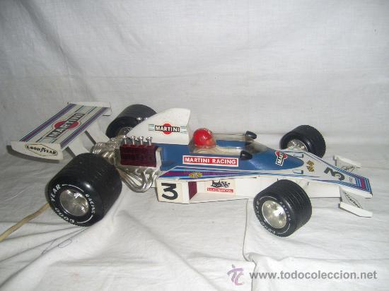 Juguetes antiguos Rico: Automóvil de carreras de la casa Rico. - Foto 3 - 26598339
