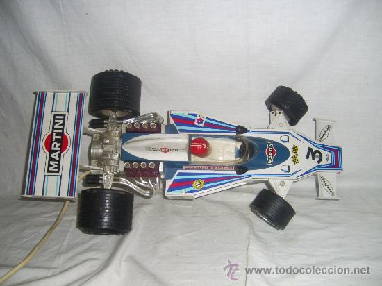 Juguetes antiguos Rico: Automóvil de carreras de la casa Rico. - Foto 4 - 26598339