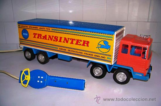 Transinter CamionPegaso De Juguetes RicoCom Vendido En Venta sxthBordQC