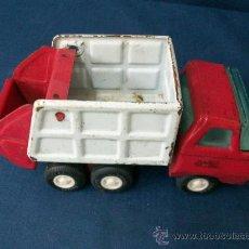 Brinquedos antigos Rico: CAMION BASURA - RICO. Lote 28684338