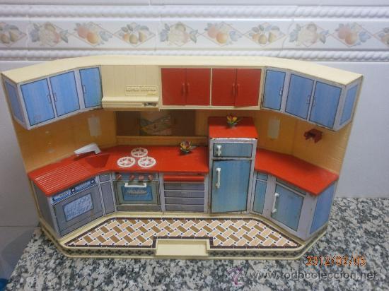 Antigua cocina de juguete super cocina rico comprar for Cocina juguete segunda mano