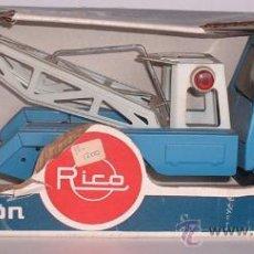 Juguetes antiguos Rico: CAMION RICO SANSON CADET, METALICO, REF 360, EN CAJA. CC. Lote 31571707