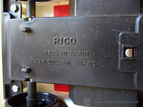 Juguetes antiguos Rico: RARA CAJA, SAHARA RAIDS, FABRICADA POR RICO, 1980s, MERCEDES, CAJA DE 62 X 41 CM, PLASTICO - Foto 28 - 32197635