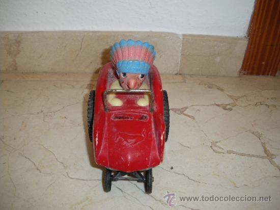 Juguetes antiguos Rico: RICO - ANTIGUO COCHE CABALLO LOCO, DE RICO, 111-1 - Foto 8 - 32205202