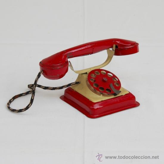 TELÉFONO RICO (Juguetes - Marcas Clásicas - Rico)