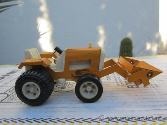 Juguetes antiguos Rico: tractor pala marca rico - sanson - ver fotos - Foto 7 - 36397657
