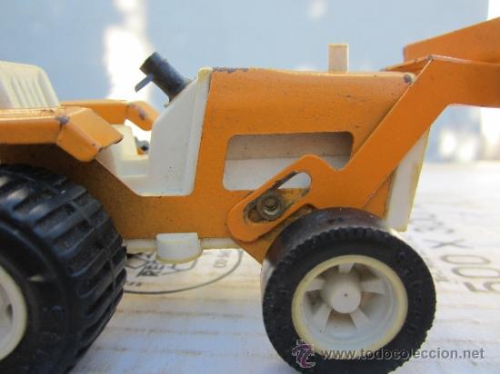 Juguetes antiguos Rico: tractor pala marca rico - sanson - ver fotos - Foto 8 - 36397657