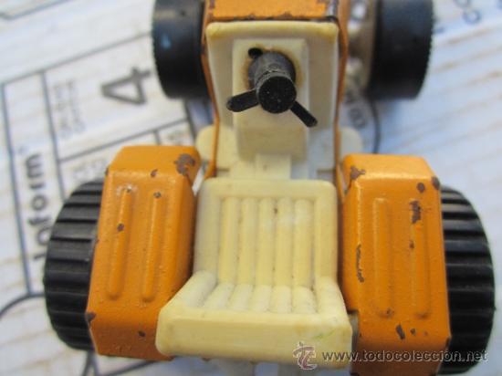 Juguetes antiguos Rico: tractor pala marca rico - sanson - ver fotos - Foto 6 - 36397657