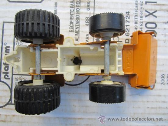 Juguetes antiguos Rico: tractor pala marca rico - sanson - ver fotos - Foto 9 - 36397657