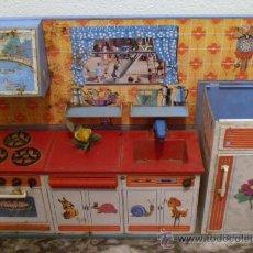 Juguetes antiguos Rico: COCINA MARCA RICO . Lote 36280073