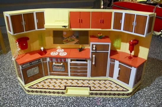 Super cocina rico juguete antiguo vintage re comprar for Cocina juguete segunda mano