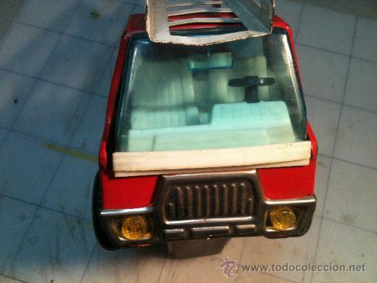 Juguetes antiguos Rico: Camion Sanson Bravo Rico - Foto 2 - 37766348