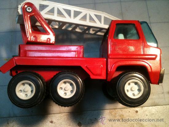 Juguetes antiguos Rico: Camion Sanson Bravo Rico - Foto 3 - 37766348