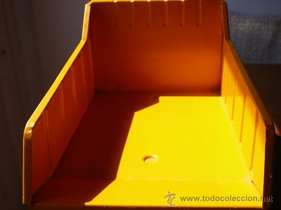 Juguetes antiguos Rico: Camión Volquete Sanson de Rico. - Foto 10 - 38102396