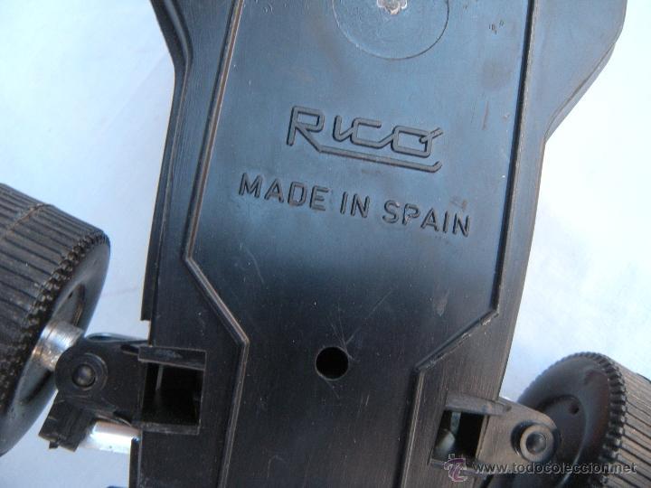 Juguetes antiguos Rico: COCHE DE CARRERAS RICO JARAMA , LOTUS. ESCUDERÍA SANSÓN. - Foto 5 - 40177189
